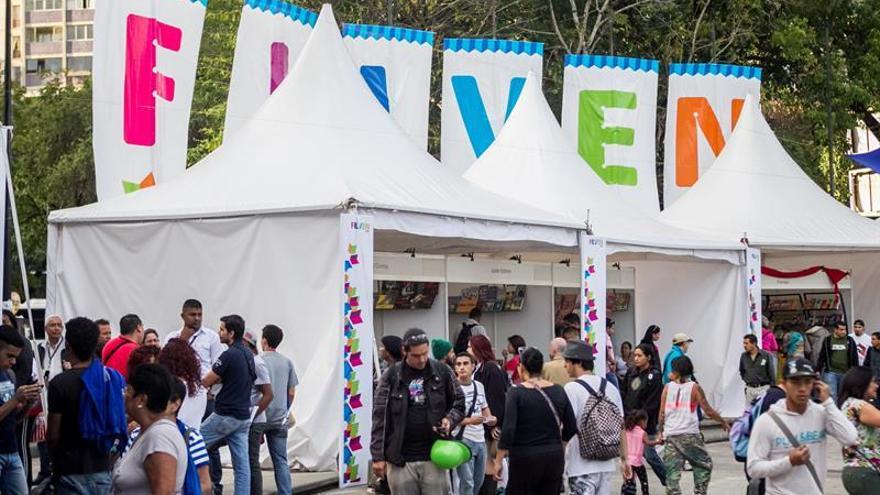 Arranca en Caracas la Feria Internacional del Libro de Venezuela