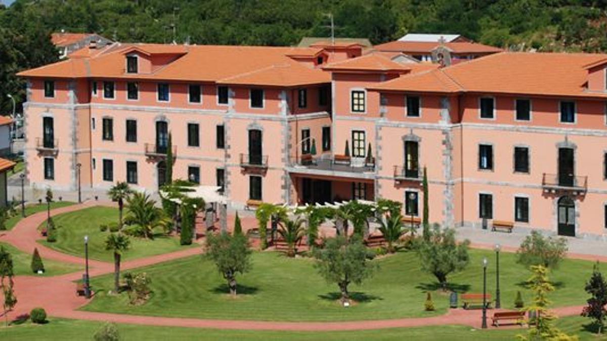 La residencia Uribarren, de Lekeitio