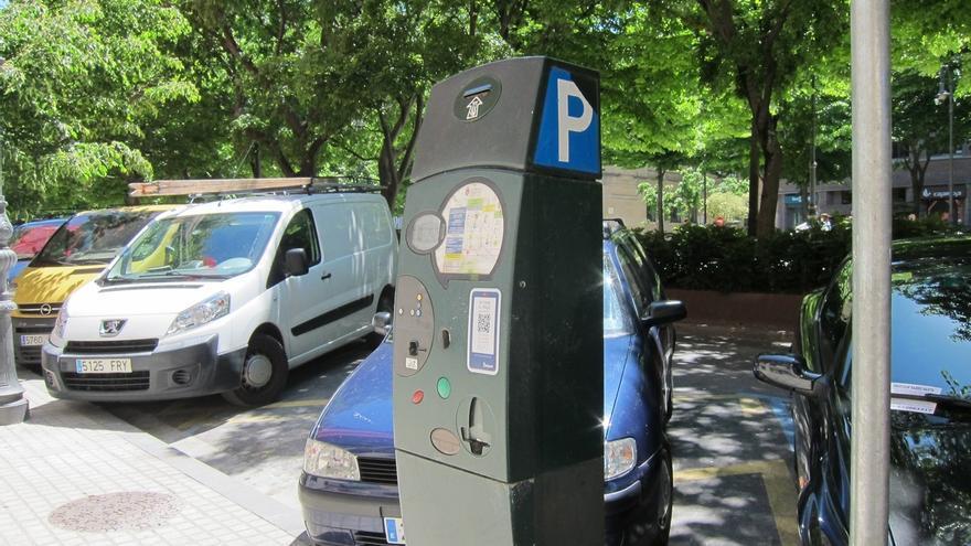 La zona de estacionamiento regulado de Pamplona no estará operativa del 15 al 31 de julio
