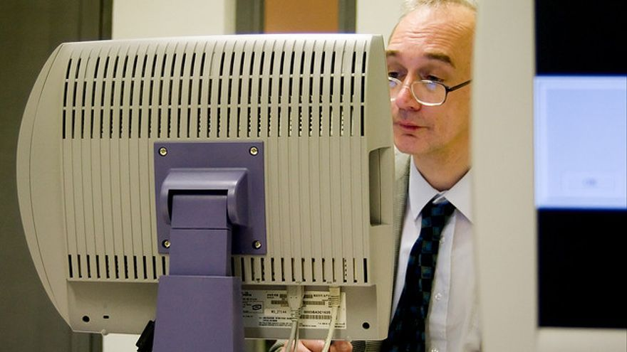 El teclado QWERTY fue patentado por el inventor Christopher Latham en 1868