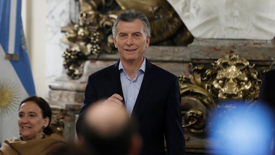 """Macri dice que las huelgas generales """"no contribuyen a nada"""""""