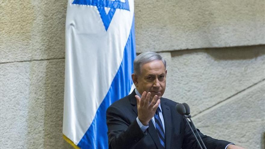 Netanyahu quiere delimitar fronteras de las colonias para construir en ellas