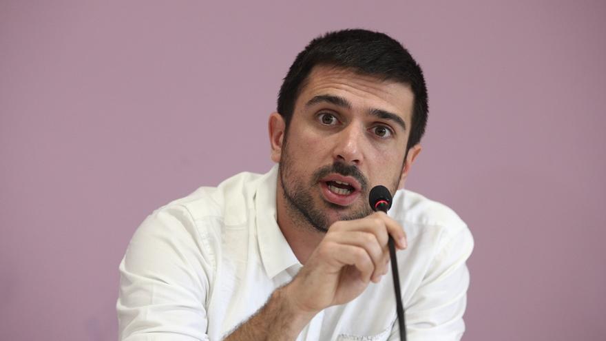 Ramón Espinar gana las primarias para liderar Podemos Comunidad de Madrid