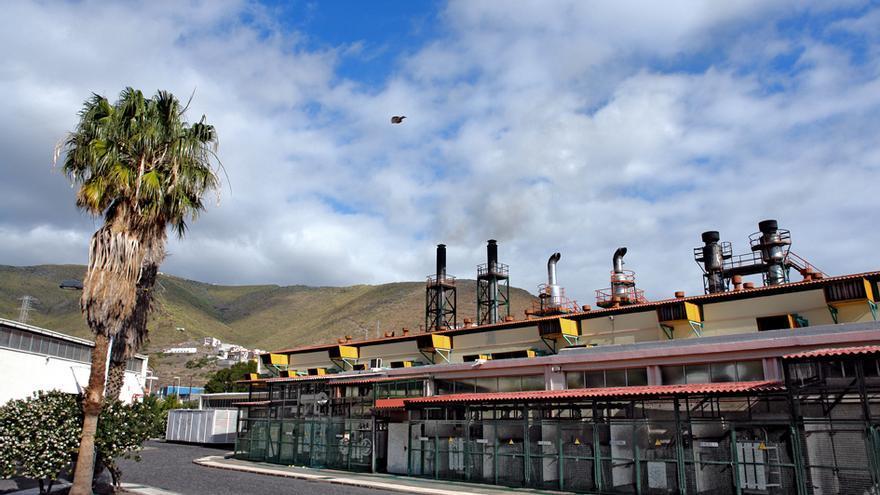 Central de El Palmar