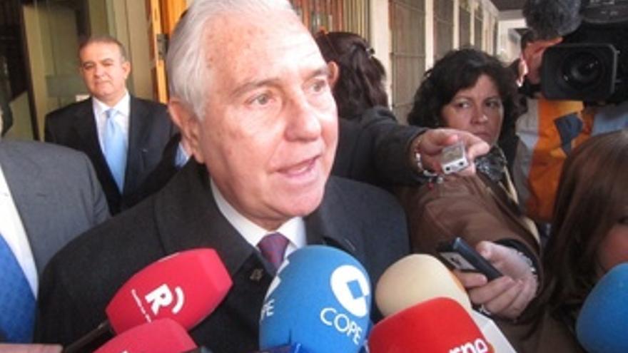 Carlos Dívar. (EP)