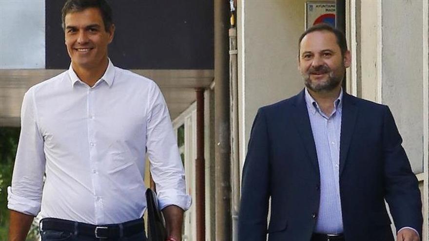"""José Luis Ábalos: """"Lo mío es un nombramiento con cese incluido"""""""