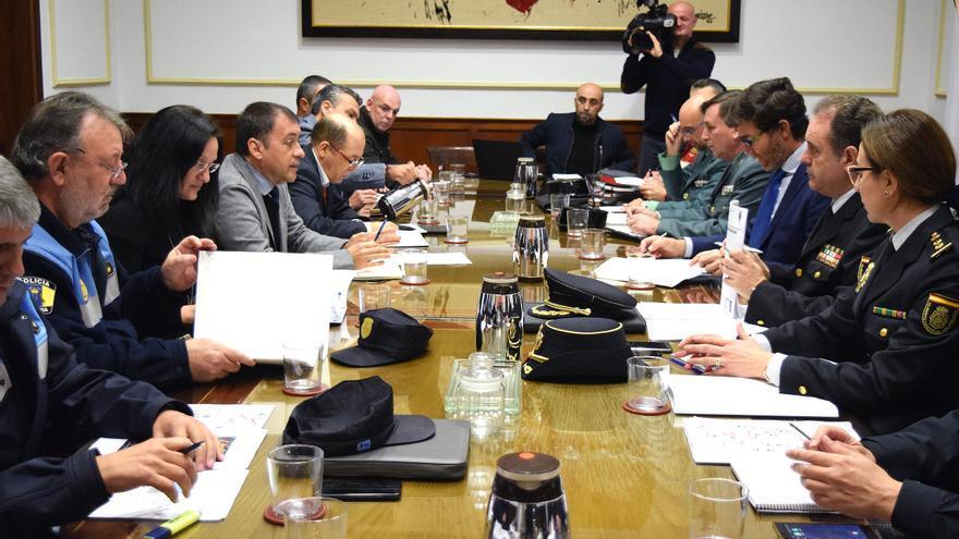 Reunión de la Junta Local de Seguridad, este martes en las casas consistoriales