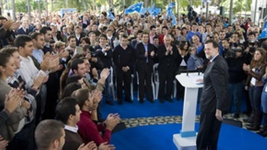Presidente Del PP Y Candidato A La Presidencia Del Gobierno, Mariano Rajoy