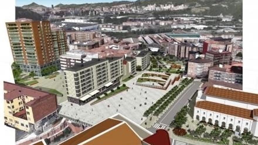 Los vecinos de Basauri deciden el futuro del plan de regeneración urbana San Fausto, Bidebieta y Pozokoetxe