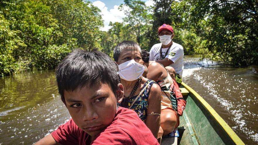 La relación armónica de los indígenas con la selva en Brasil es rentable, dice un estudio