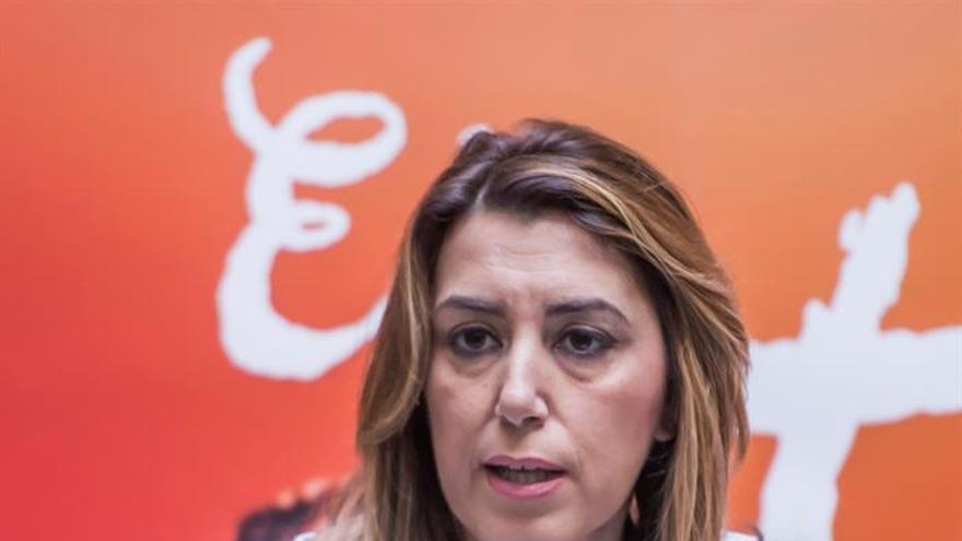 Díaz anuncia una reunión el lunes del ministerio, Junta y el sector de la aceituna de mesa
