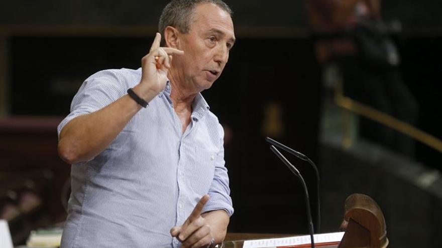 Baldoví considera que la decisión del PSOE no afectará al Gobierno valenciano