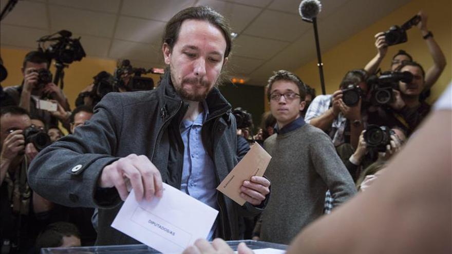 """Iglesias afirma que España """"está viviendo una nueva transición"""""""