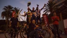 Ganadores del Downtown Bicistar San Sebastián 2015