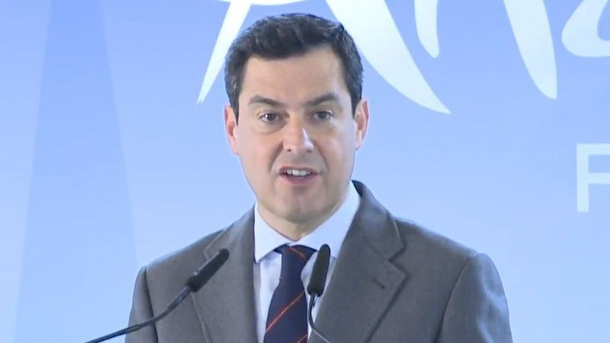 """Moreno, sobre las exigencias de Vox en inmigración: """"Si las Fuerzas de Seguridad nos piden información se facilitará"""""""
