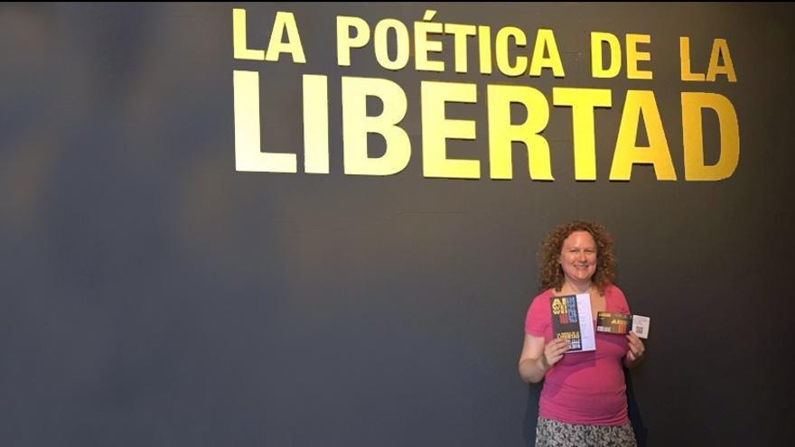 La turista número 1.000 en 'La poética de la libertad'