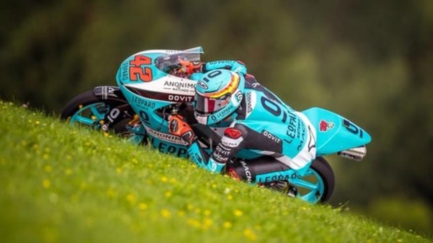 Motor: Marcos Ramírez reina en el Circuito de Silverstone