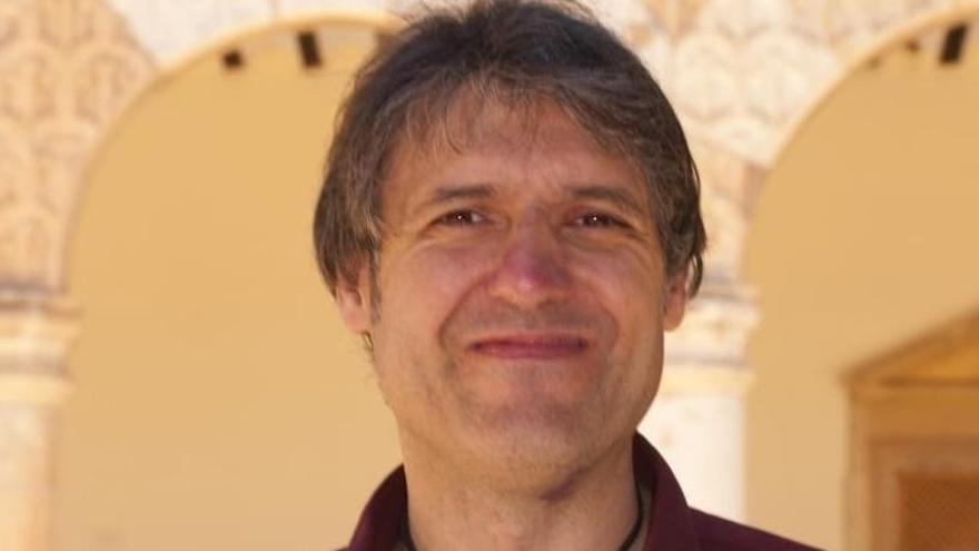 Alfredo Vicente Ruano. Responsable del Área de Cultura y Memoria Democrática de Podemos CLM