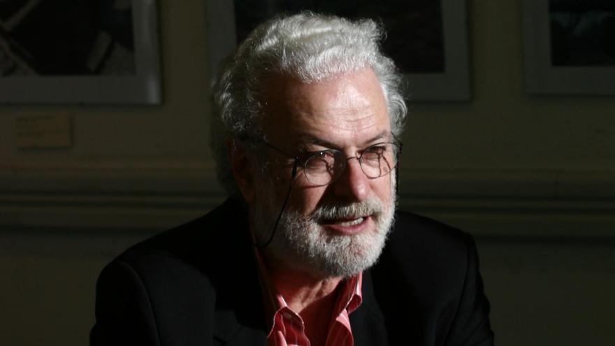 El psicopedagogo Francesco Tonucci.