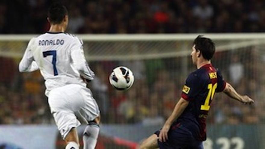 Cristiano y Messi buscarán ser la referencia.