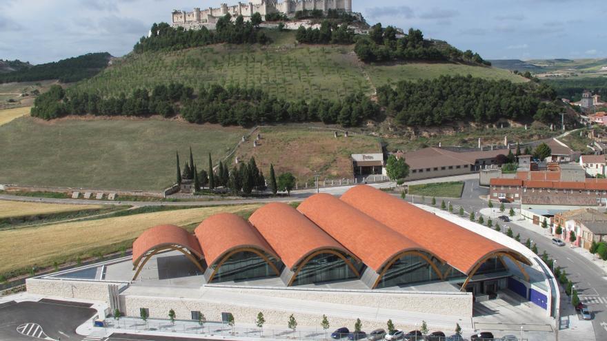 Bodegas Protos, en Ribera del Duero