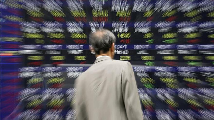 La Bolsa de Tokio permanece hoy cerrada por ser festivo en Japón