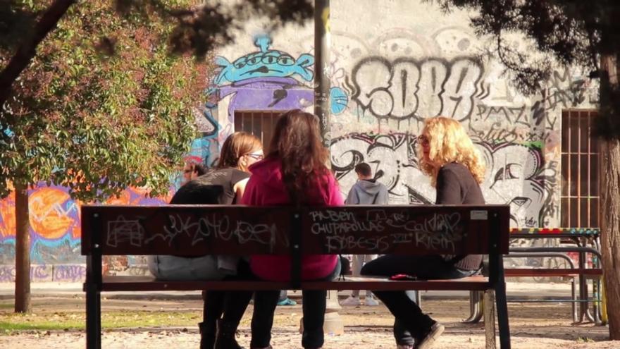 Imagen de una de las vídeo recetas. / Plazas P2P
