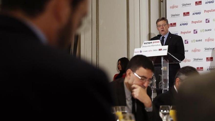 Puig ve positivo el pacto de PNV y PSE y aboga por superar los nominalismos