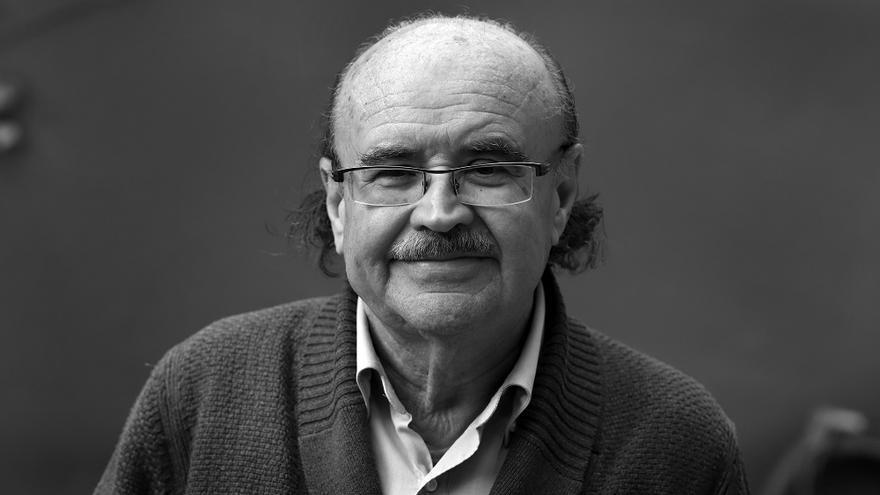 El dramaturg Rodolf Sirera és autor d'obres com 'El verí del teatre'.