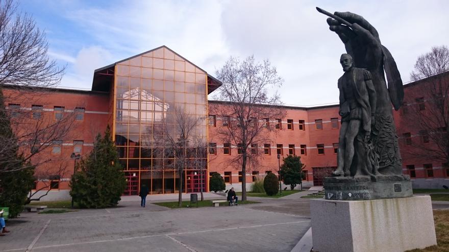 El campus de Vicálvaro de la Universidad Rey Juan Carlos de Madrid.