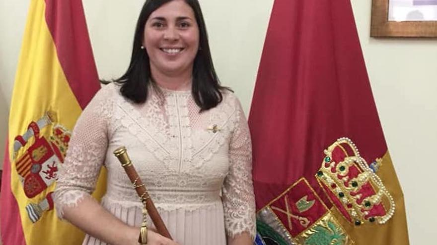 Goretty Pérez Corujo es la nueva alcaldesa de Villa de Mazo.