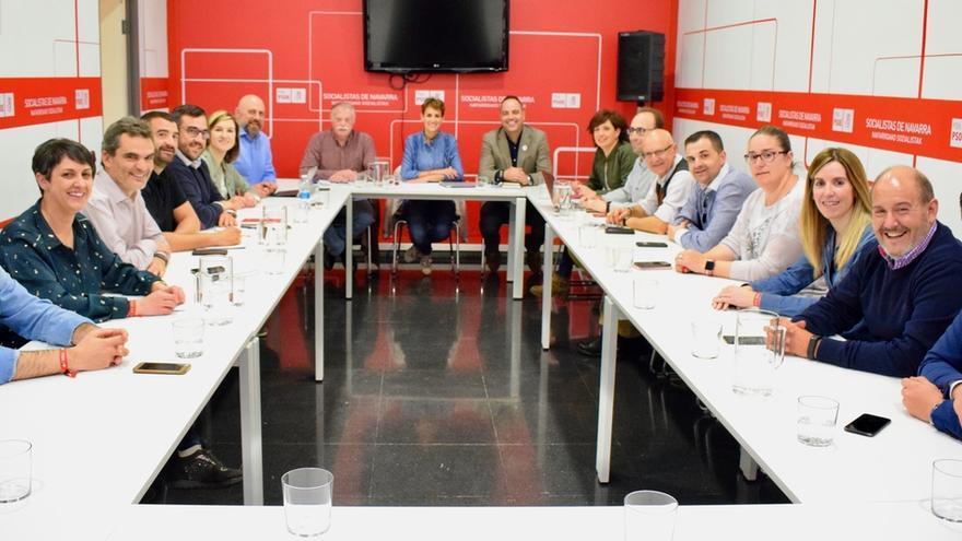 """Chivite dice que el resultado electoral """"demuestra que Navarra es progresista"""""""