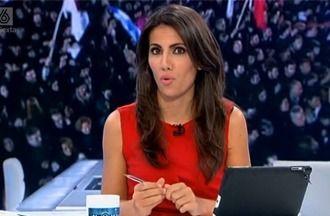 Ana Pastor, sin vacaciones en laSexta por la crisis griega