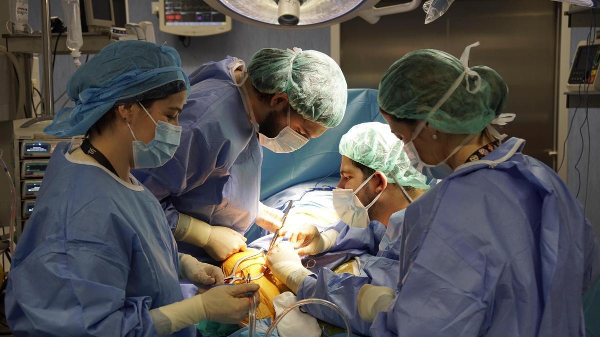 Medicina Preventiva es el servicio responsable de evitar infecciones hospitalarias como las que puedan producirse en quirófanos.
