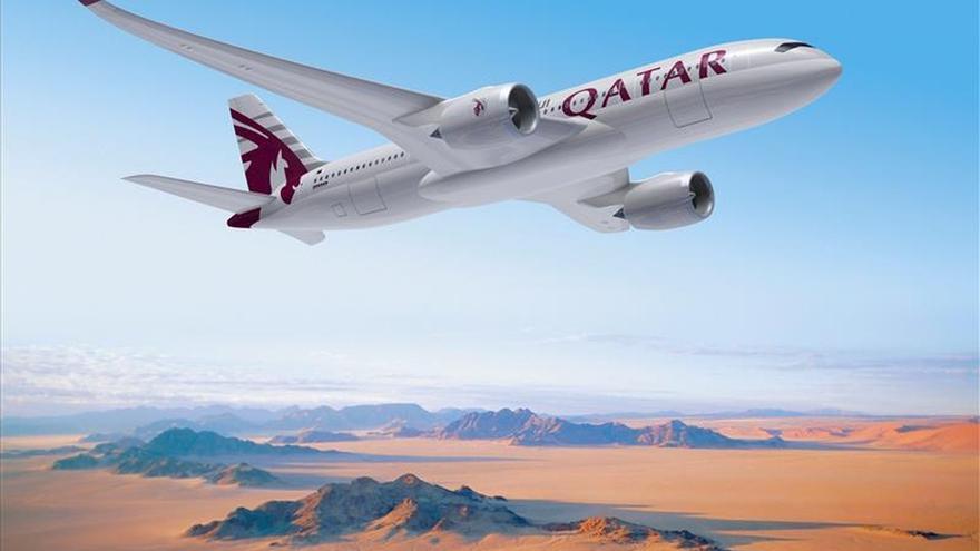 Qatar Airways incrementa de 10 a 14 las frecuencias semanales Barcelona-Doha
