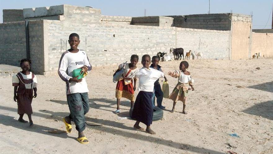 El trabajo infantil afecta a más de una cuarta parte de niños mauritanos