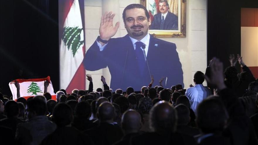 Siria quiere juzgar al ex primer ministro libanés Hariri por delitos de terrorismo