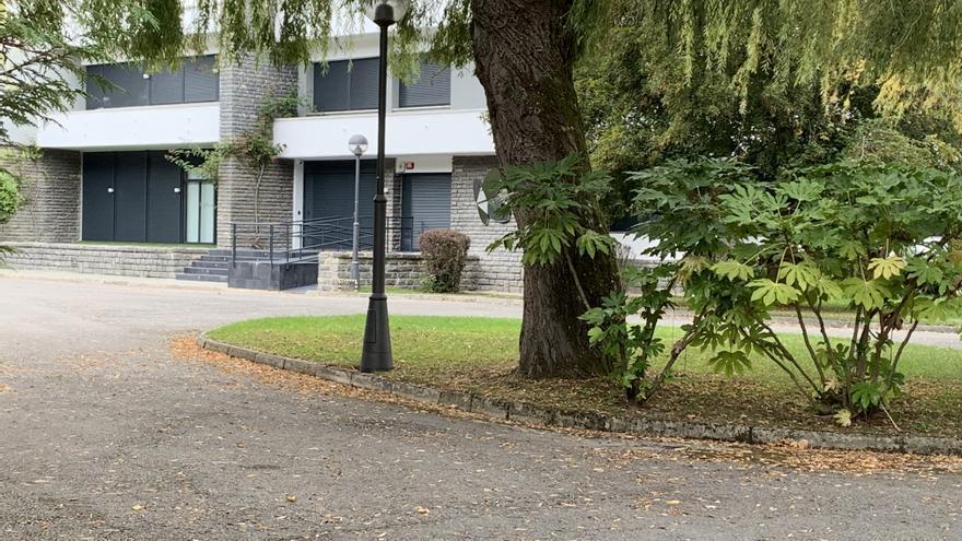 Vista exterior de la sede central de Keralty