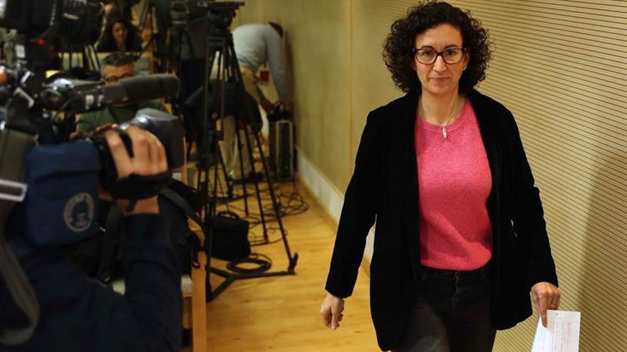 Rovira ve urgente recuperar la Generalitat y pide realismo ante dificultades