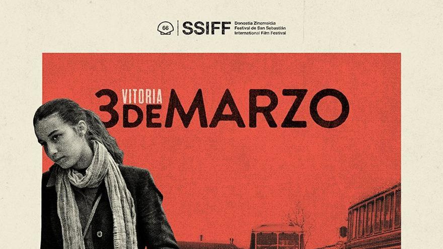 Cartel de la película 'Vitoria, 3 de marzo'
