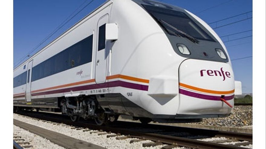 Renfe cancela 154 trenes AVE y regionales por la huelga de interventores de hoy