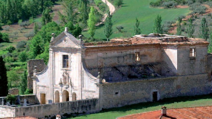 Convento de las Carmelitas en Budia (Guadalajara)