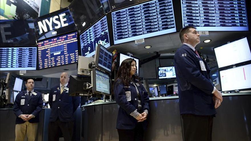 Wall Street sube un mínimo 0,02 por ciento en la apertura