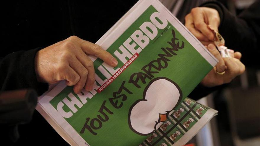El Salón del Cómic de Granada cumple 20 años homenajeando a Charlie Hebdo