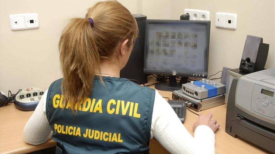 La Guardia Civil activa un sistema de denuncias en internet para delitos sin violencia