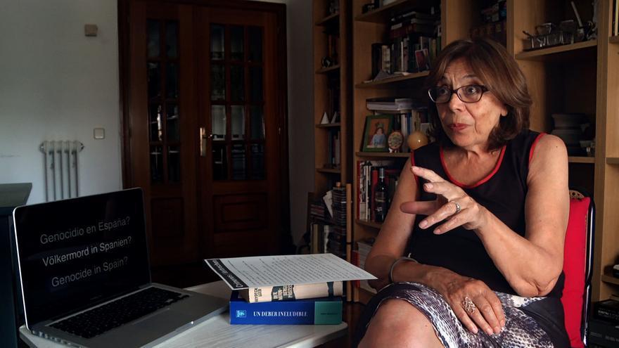 La abogada Ana Messuti