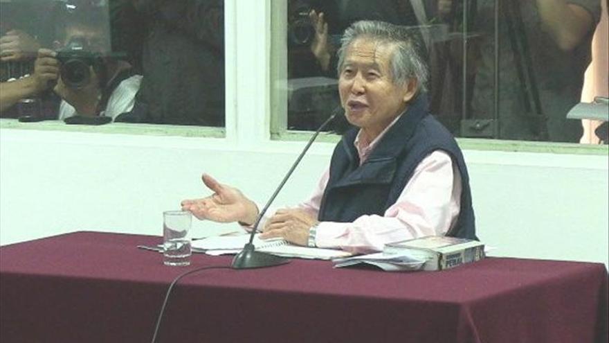 La Fiscalía ratifica el pedido de 8 años de cárcel para el expresidente Fujimori