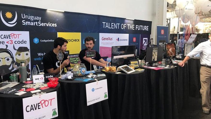 Uruguay fortalece su posicionamiento tecnológico en feria TechCrunch de EE.UU.