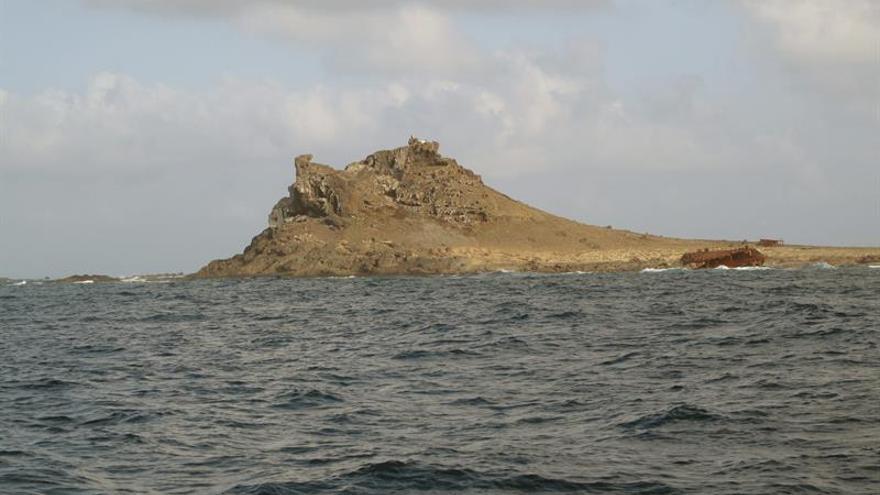 Isla Salvaje Pequeña (Portugal) (EFE/JUAN JOSÉ RAMOS)