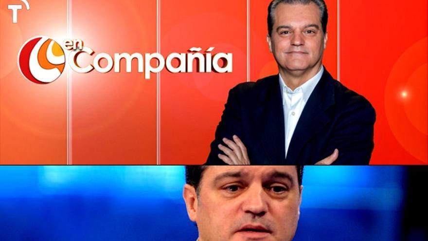 La TV manchega bate récord histórico con Ramón García